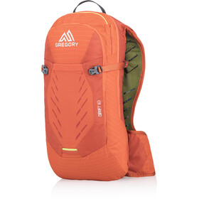 Gregory Drift 10 3D-Hyd Backpack Men citron orange